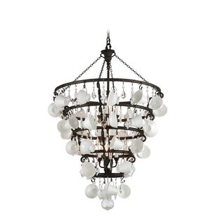 Astoria Grand Desarae 12-Light Novelty Ch..