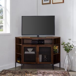 Dominick Corner TV Stand For TVs Up To 50