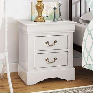 Whispering Pines 2 Drawer Nightstand