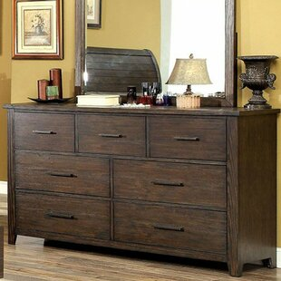 Loon Peak Westerlund 7 Drawer Dresser Image