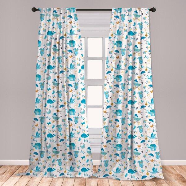 Teen Boys Bedroom Curtains Wayfair