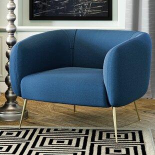 Willa Arlo Interiors Salazar Barrel Chair