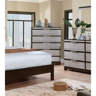 Latitude Run Fritch 5 Drawer Chest
