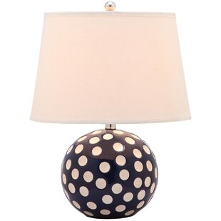 Polka Dot 24.5 Table Lamp (Set of 2)