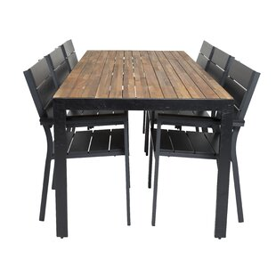 Aradhya 6 Seater Dining Set By Sol 72 Outdoor