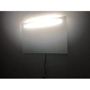 Benhurst LED BathroomVanity Mirror by Ebern Designs