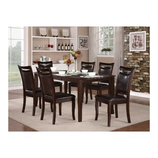 Huntress Wooden Extendable Dining Table