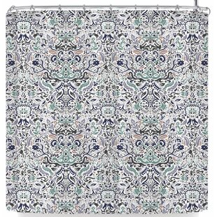 Pom Graphic Design Persian Dreams Single Shower Curtain
