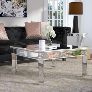 Mirrored Coffee Tables You\'ll Love