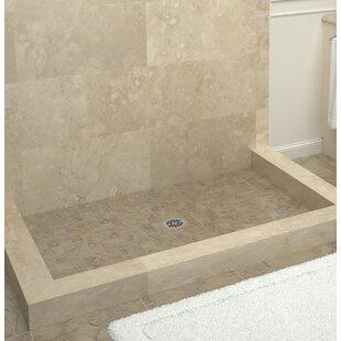 Tile Redi Muli Curb Shower Pan 48