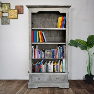 Grandview Standard Bookcase by August Grove Cheap