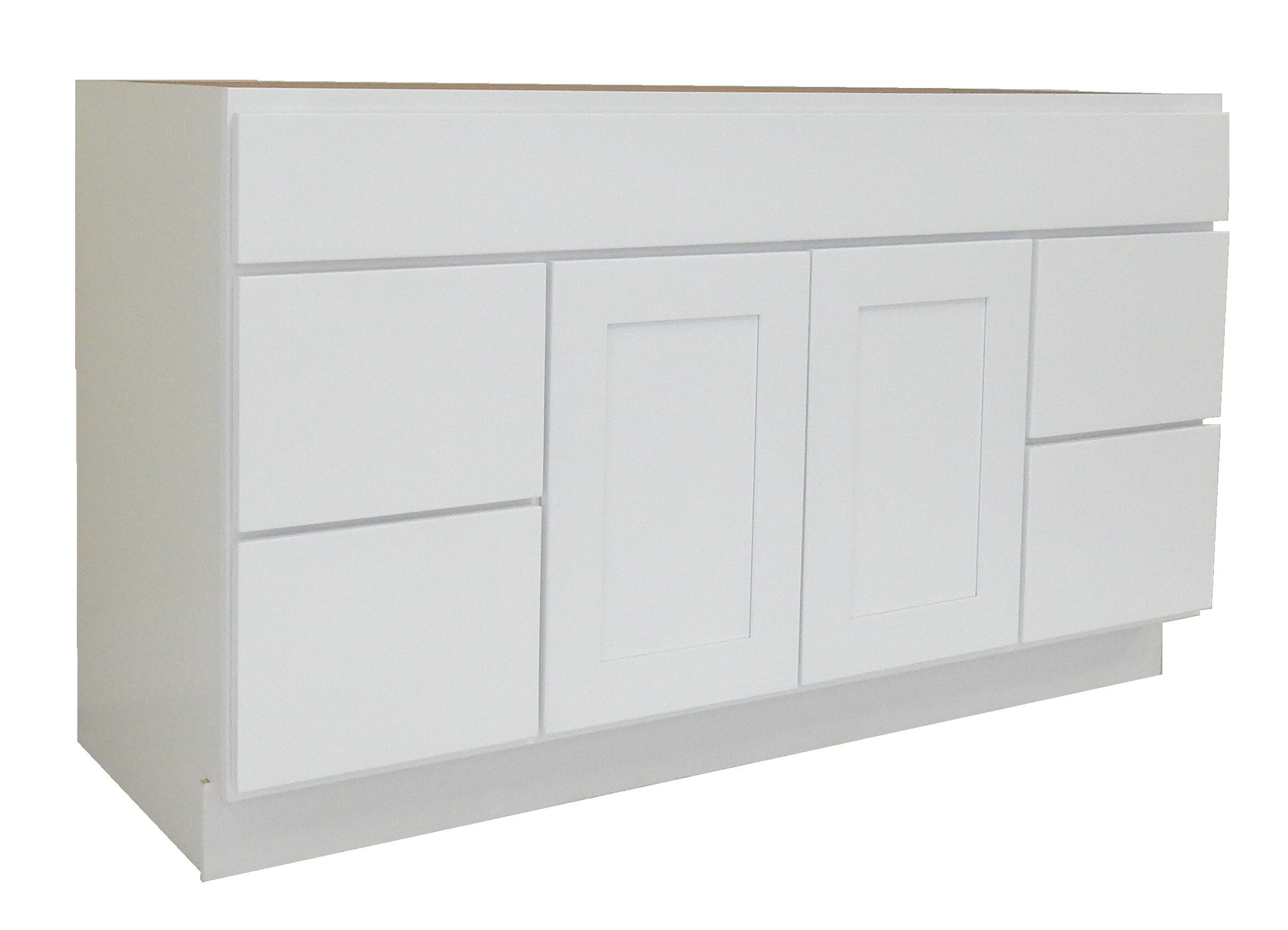 NGY Stone & Cabinet Shaker Cabinet 60\