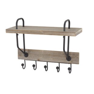 Tingley Wall Mounted Coat Rack By August Grove