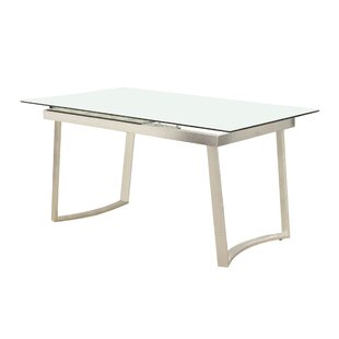Juhl Extendable Dining Table Orren Ellis