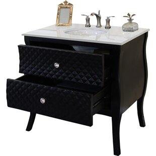 Shopping for 35.4 Single Bathroom Vanity Set ByBellaterra Home