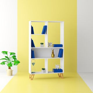 Amabilia Standard Bookcase by Hashtag Home SKU:CB321041 Information