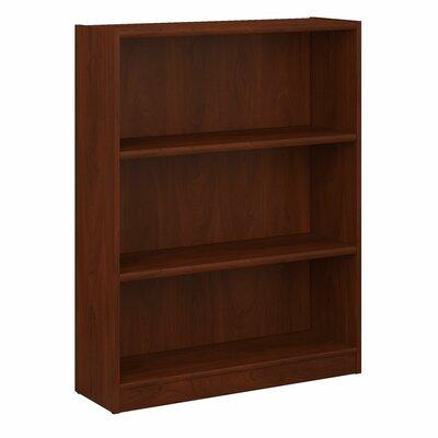 Ebern Designs Kirkbride Standard Bookcase Finish: Hansen Cherry