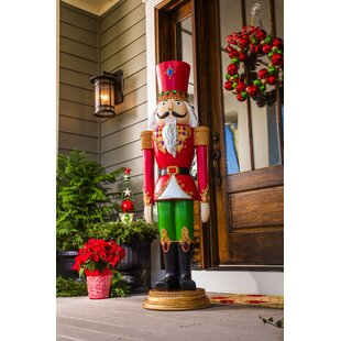 regal nutcracker - Nutcracker Outdoor Christmas Decorations