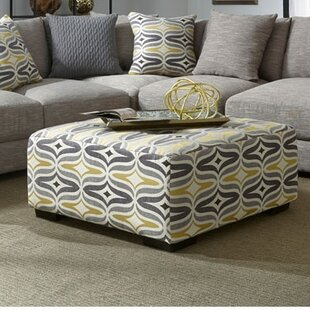 Panos Tufted Cocktail Ottoman
