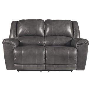 Waterloo Reclining Loveseat Darby Home Co