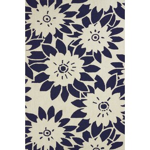 Bak Atrium Handmade White and Black Indoor/Outdoor Area Rug