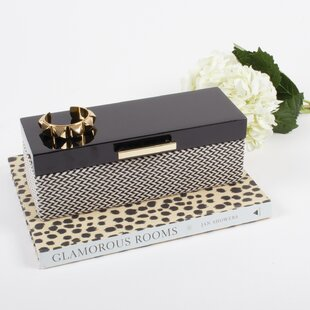 Great Price Jewelry Box (Set of 2) By Willa Arlo Interiors