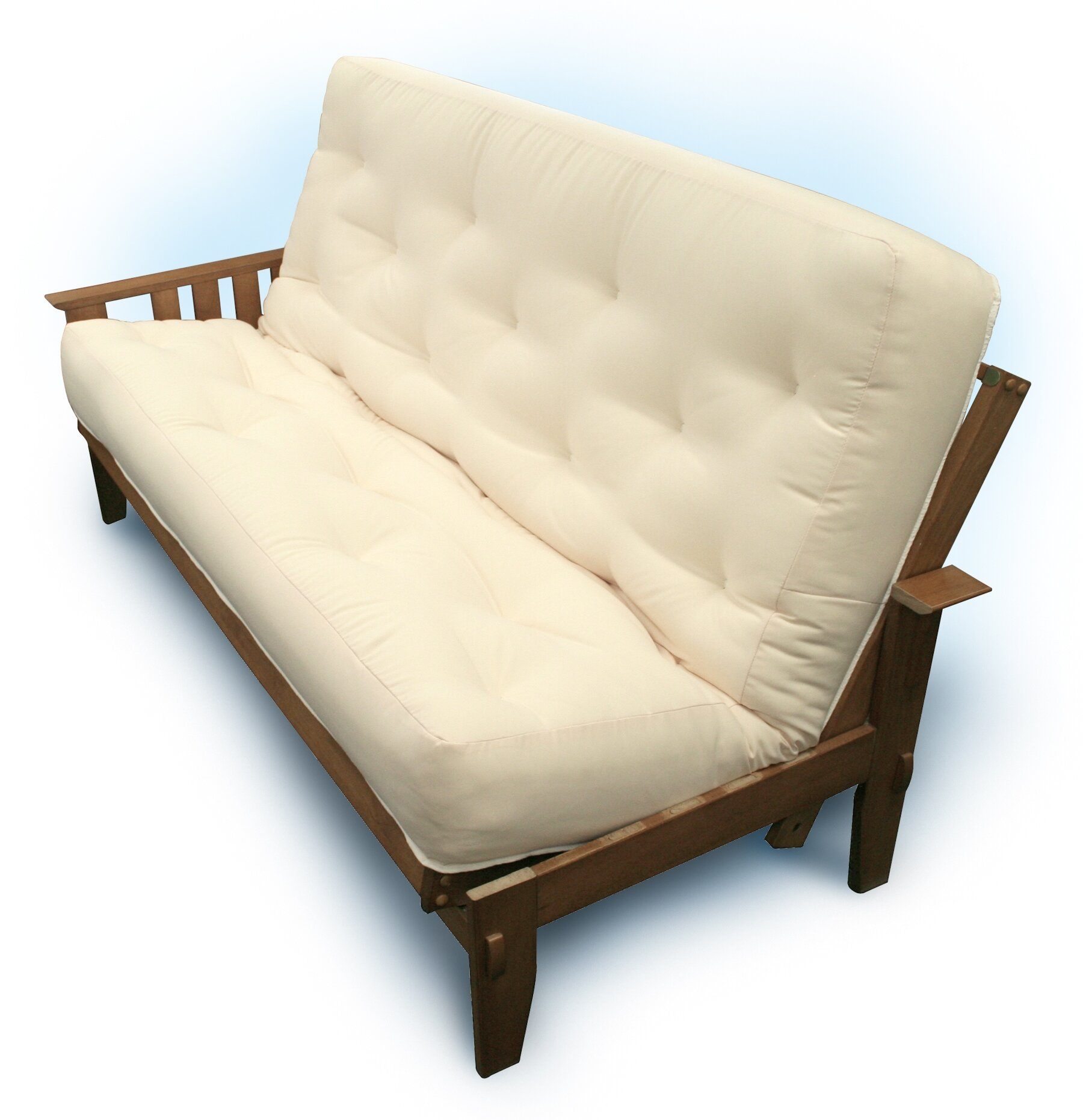 Cream Futon Couch Marcuscable Com