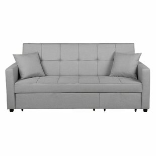 Agness 3 Seater Fold Out Sofa Bed By Brayden Studio