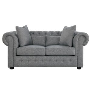 Calila Chesterfield Loveseat by Birch Lane™ Heritage Sale