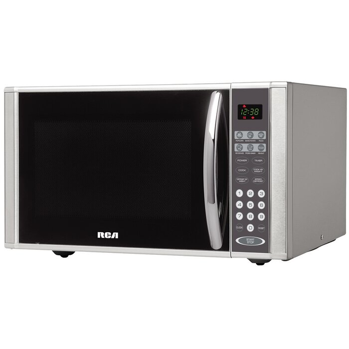 21 1 Cu Ft Countertop Microwave