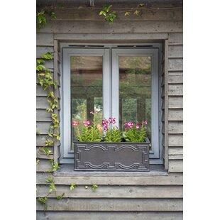 Cragmont Fibreglass Window Box Planter By Bloomsbury Market