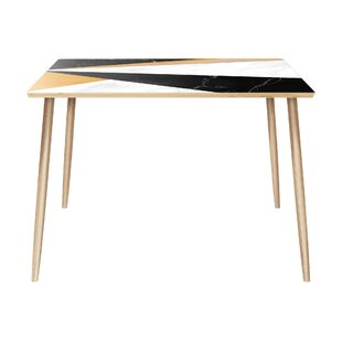 Gurrola Dining Table by Wrought Studio New