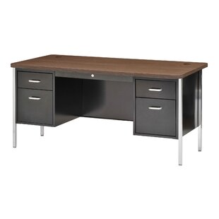 600 Series 5 Drawers Computer Desk by Sandusky Cabinets Top Reviews