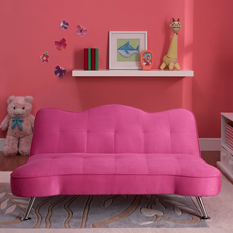 DHP Rose Junior Convertible Sofa & Reviews   Wayfair
