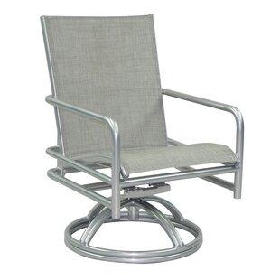 Helios Sling Swivel Rocking Chair