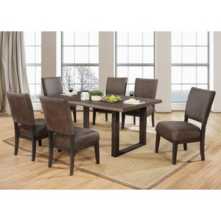 Lorri 7 Piece Dining Set Andrew Home Studio