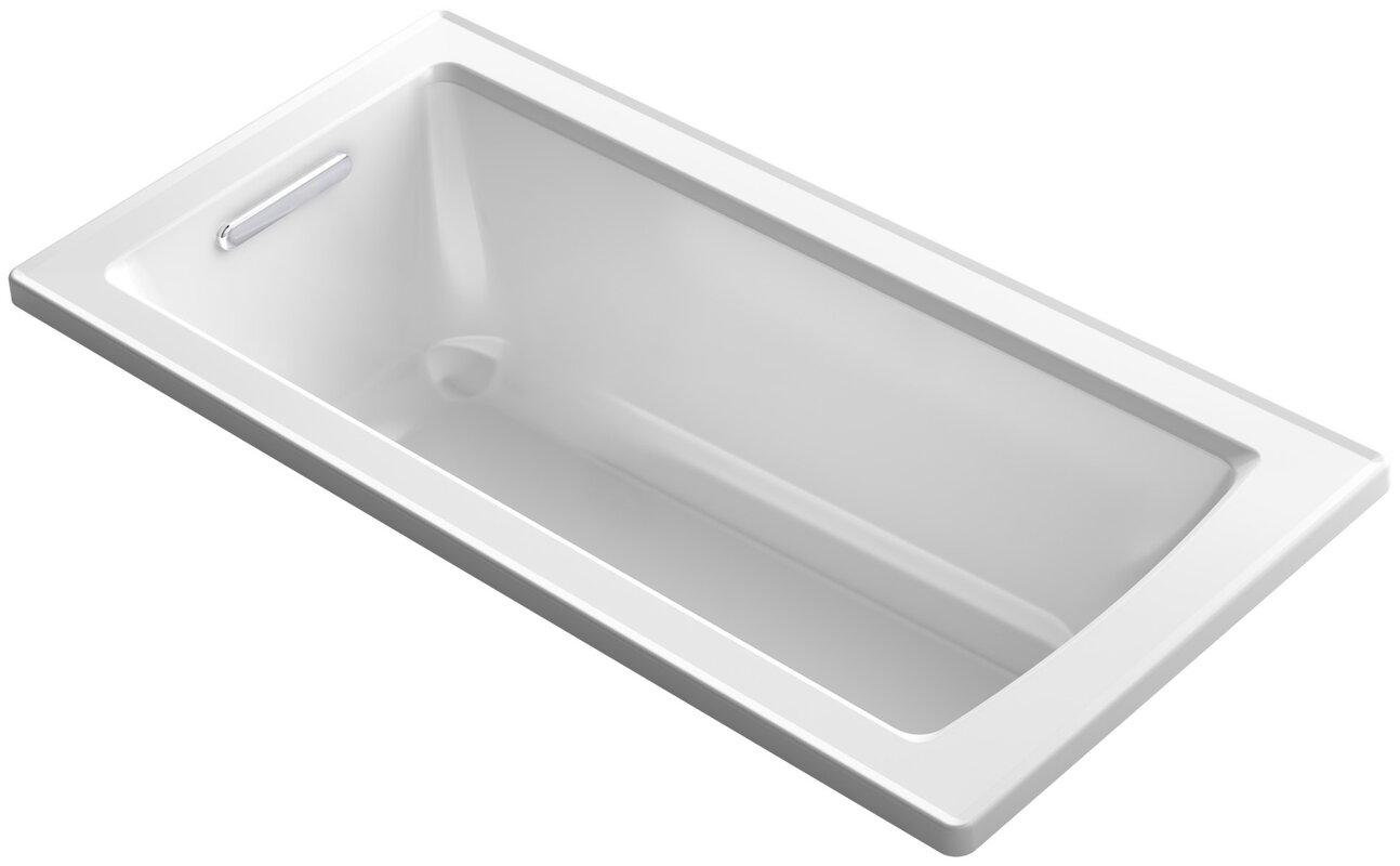Kohler Bath Tubs and Whirlpools Youll Love Wayfair