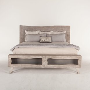 Allison King Storage Panel Bed