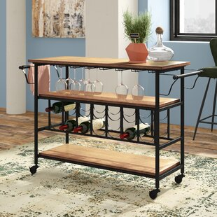 Banning Bar Cart by Trent Austin Design