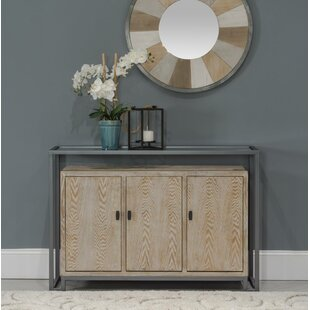 Reviews Kumail Wooden 3 Door Accent Cabinet By Wrought Studio