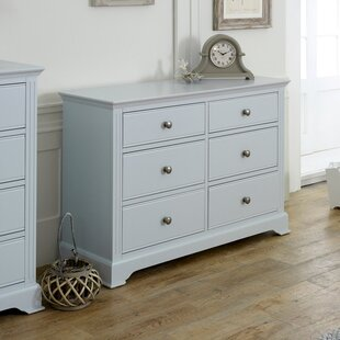 Ogden 6 Drawer Chest By August Grove