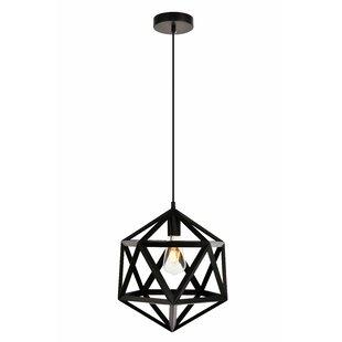 Arda 1-Light Geometric Pendant