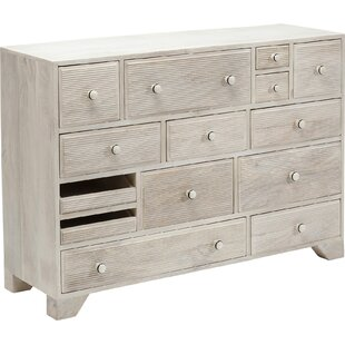 Review Linear 12 Drawer Chest