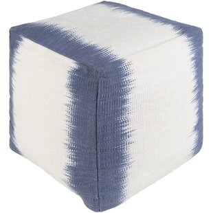 Strecker Pouf by Latitude ..