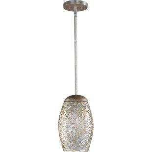 Kraker 1-Light Cone Pendant