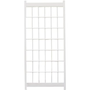 Dura-Trel Lancaster Vinyl Lattice Panel Trellis