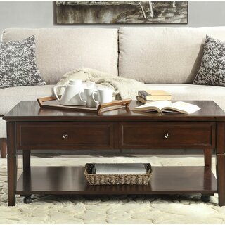 Wessels Coffee Table with Lift Top by Darby Home Co SKU:DB585945 Details