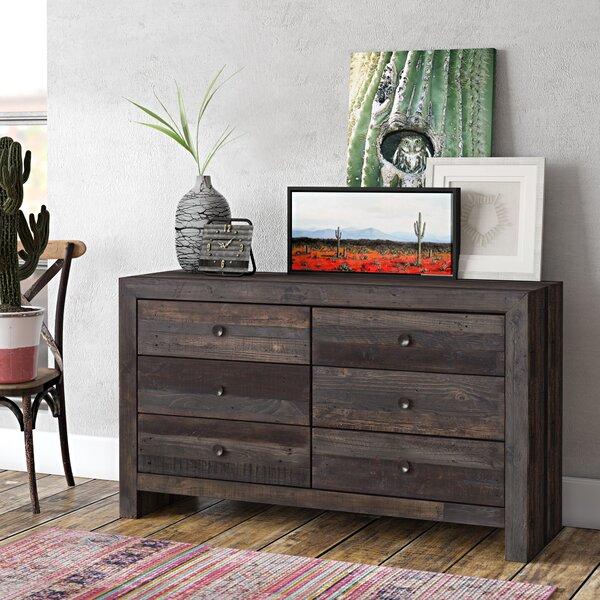 Trent Austin Design Kelloch 6 Drawer Double Dresser