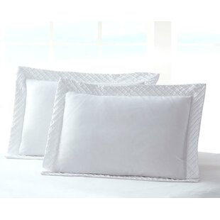 Cavallaro Diamond Pillow Sham (Set of 2)