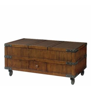 Evie Coffee Table with Lift Top by Williston Forge